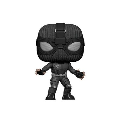 rvel Spider-man Far From Home POP Spider-man Stealth Suit | Double Project