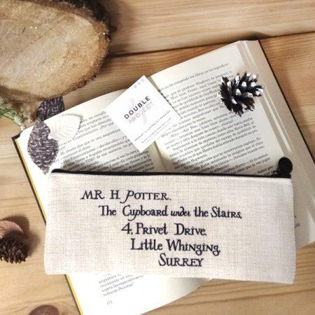 Estuche Carta Hogwarts | Double Project