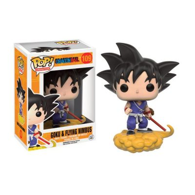 Dragon Ball POP Goky & Flying Nimbus | Double Project