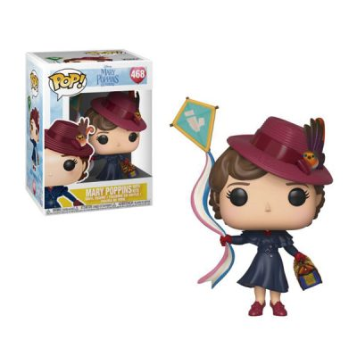 Mary Poppins POP Mary With Kite | Double Project