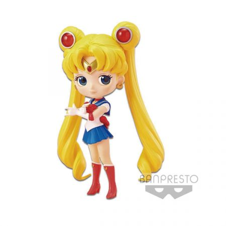 Sailor Moon Q Posket Sailor Moon Style A Normal Color | Double Project