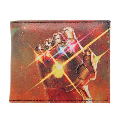Marvel Billetero Thanos Guantalete Infinity War   Double Project