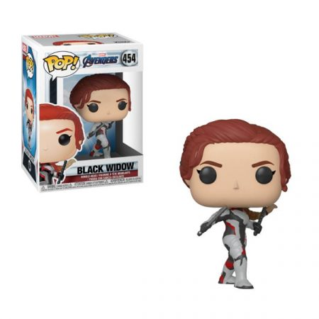 Vengadores Endgame POP Black Widow | Double Project