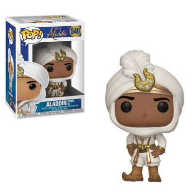 Disney Aladdin POP Aladdin Prince Ali | Double Project