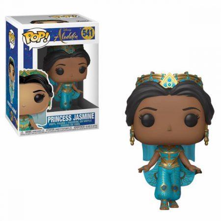 Disney Aladdin POP Aladdin Princess Jasmine   Double Project