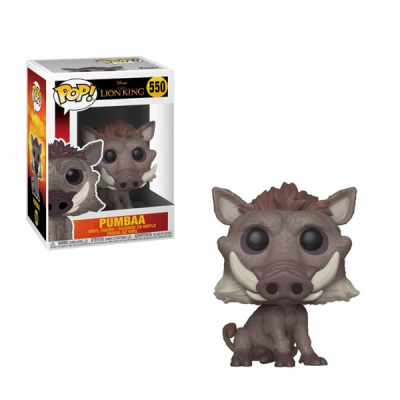 Disney El Rey León POP Pumbaa | Double Project
