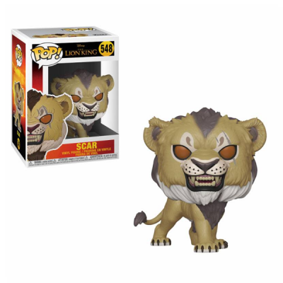 Disney El Rey León POP Scar | Double Project