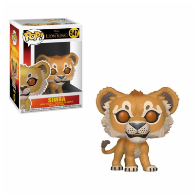 Disney El Rey León POP Simba | Double Project