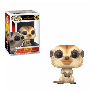 Disney El Rey León POP Timon | Double Project