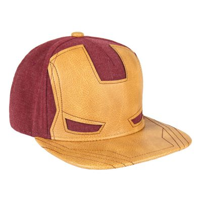 Marvel Gorra Iron Man Avengers | Double Project