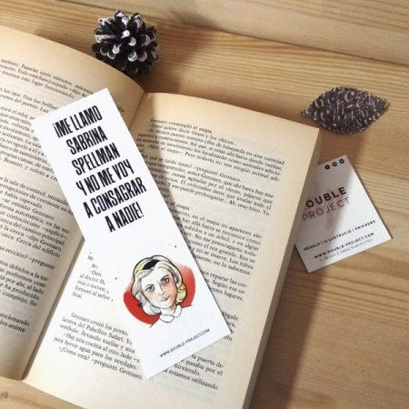 Punto de libro Dos aquelarres | Double Project