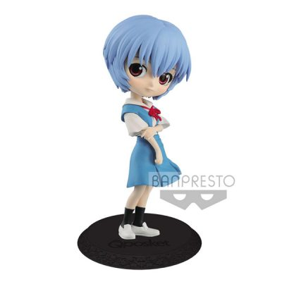 Evangelion Q Posket Rei Ayanami Style A Normal Color | Double Project