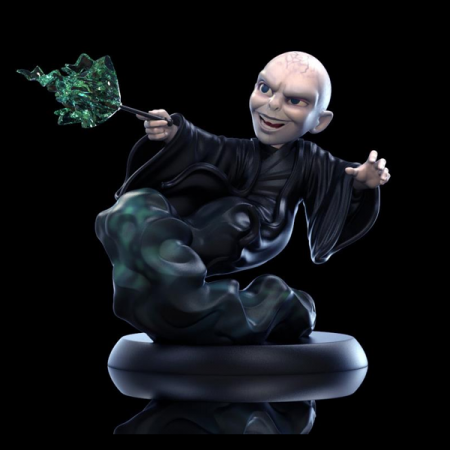 Harry Potter Q-Fig Voldemort   Double Project