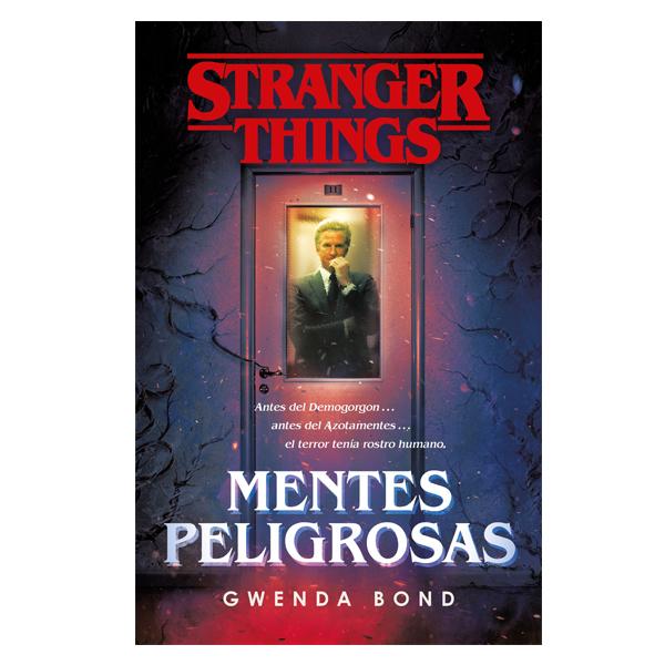 Libro Stranger Things: Mentes peligrosas | Double Project