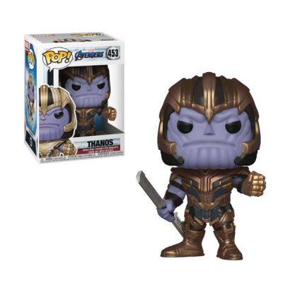 Vengadores Endgame POP Thanos | Double Project