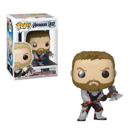 Vengadores Endgame POP Thor   Double Project