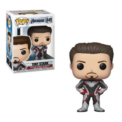 Vengadores Endgame POP Tony Stark | Double Project
