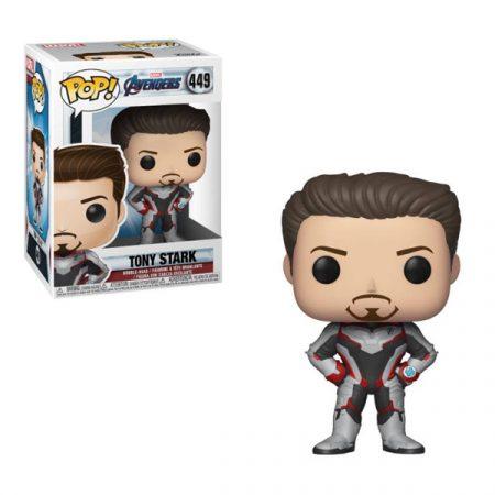 Vengadores Endgame POP Tony Stark | Double Project