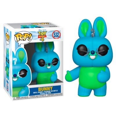 Disney Toy Story 4 POP Bunny | Double Project