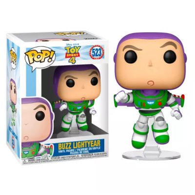 Disney Toy Story 4 POP Buzz Lightyear | Double Project