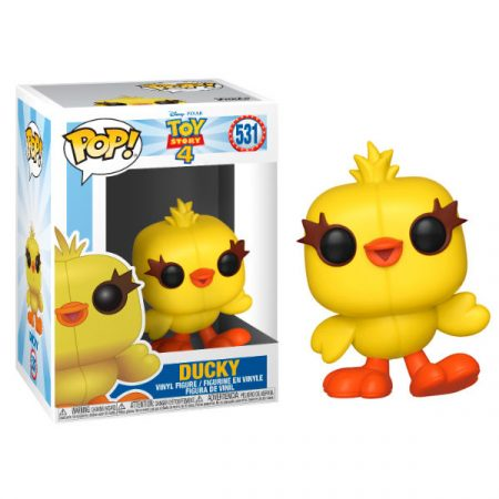 Disney Toy Story 4 POP Ducky | Double Project