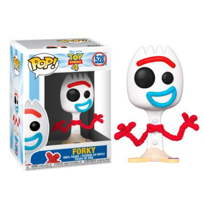 Disney Toy Story 4 POP Forky | Double Project