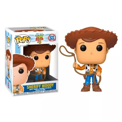 Disney Toy Story 4 POP Woody | Double Project