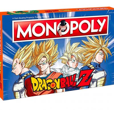 Dragon Ball Z Monopoly | Double Project