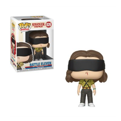 Stranger Things POP Battle Eleven | Double Project