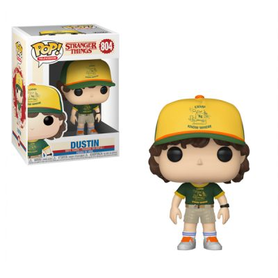 Stranger Things POP Dustin (at Camp) | Double Project