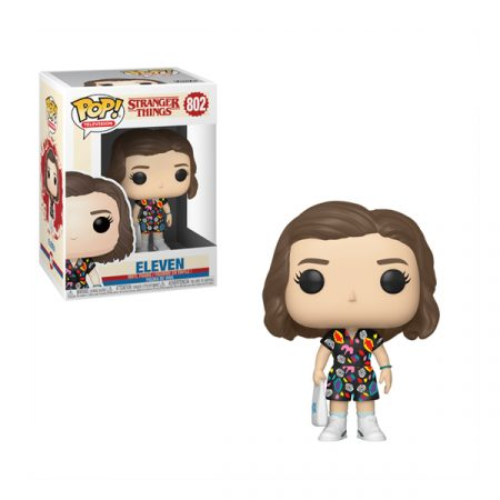 Stranger Things POP Eleven (Mall Outfit) | Double Project