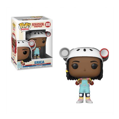 Stranger Things POP Erica | Double Project