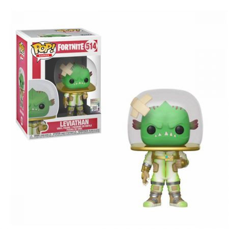 Fortnite POP Leviathan | Double Project