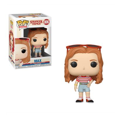Stranger Things POP Max (Mall Outfit) | Double Project