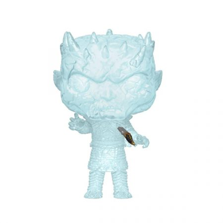 Juego de Tronos POP Crystal Night King With Dagger in Chest | Double Project