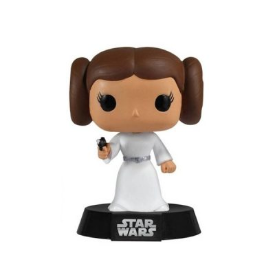 Star Wars POP Princess Leia | Double Project