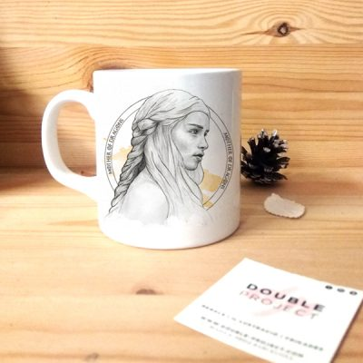 Taza Mother of dragons | Double Project