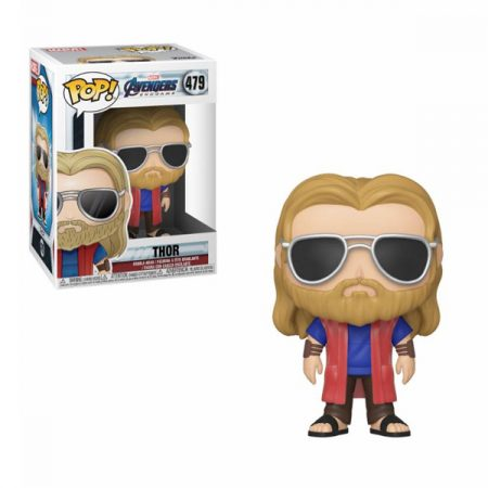 Marvel Vengadores Endgame POP Thor | Double Project