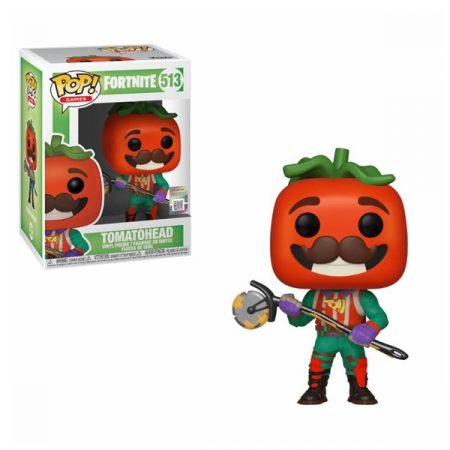 Fortnite POP TomatoHead | Double Project