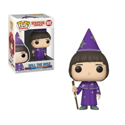 Stranger Things POP Will (The Wise) | Double Project