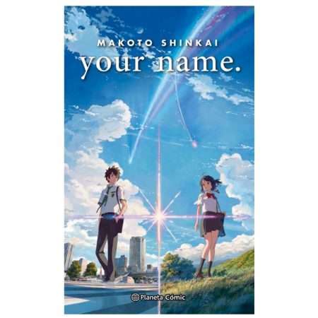 Libro Your Name Novela | Double Project