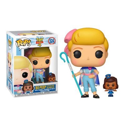 Disney Toy Story 4 POP Bo Peep with officer McDimples | Double Project