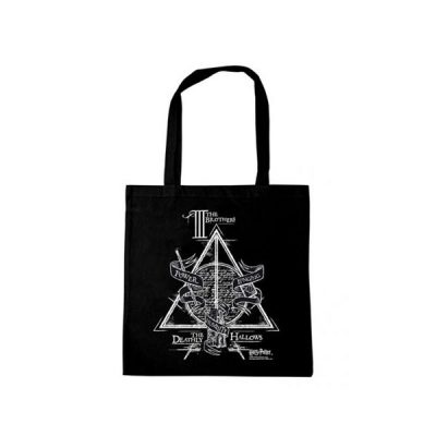 Harry Potter Bolsa Tote Bag Reliquias de la muerte | Double Project