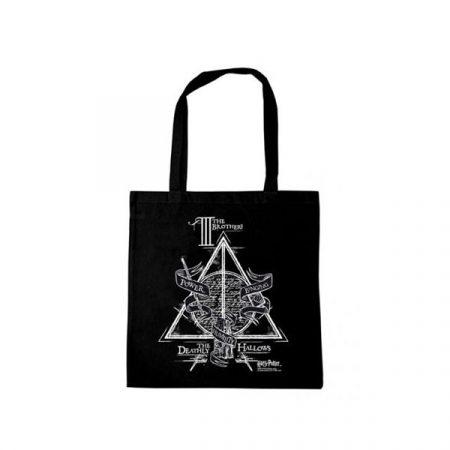 Harry Potter Bolsa Tote Bag Reliquias de la muerte | Double Project