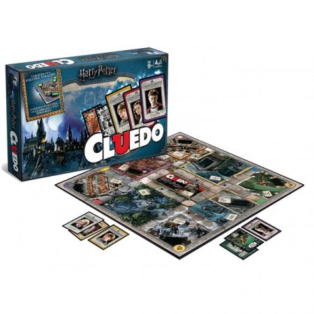 Juego Cluedo Harry Potter   Double Project