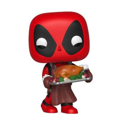 Marvel POP Marvel Holiday Deadpool