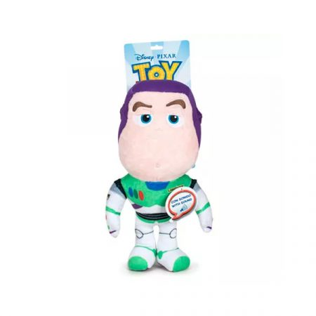 Disney Peluche Buzz Lightyear Toy Story 4 con sonido | Double Project