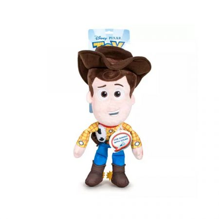 Disney Peluche Woody Toy Story 4 con sonido | Double Project
