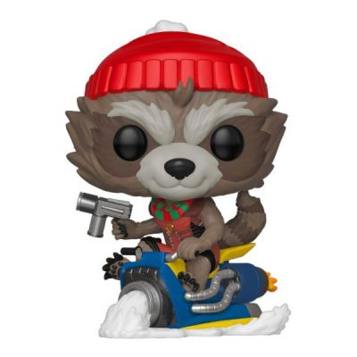 Marvel POP Marvel Holiday Rocket | Double Project
