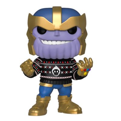 Marvel POP Marvel Holiday Thanos - Double Project